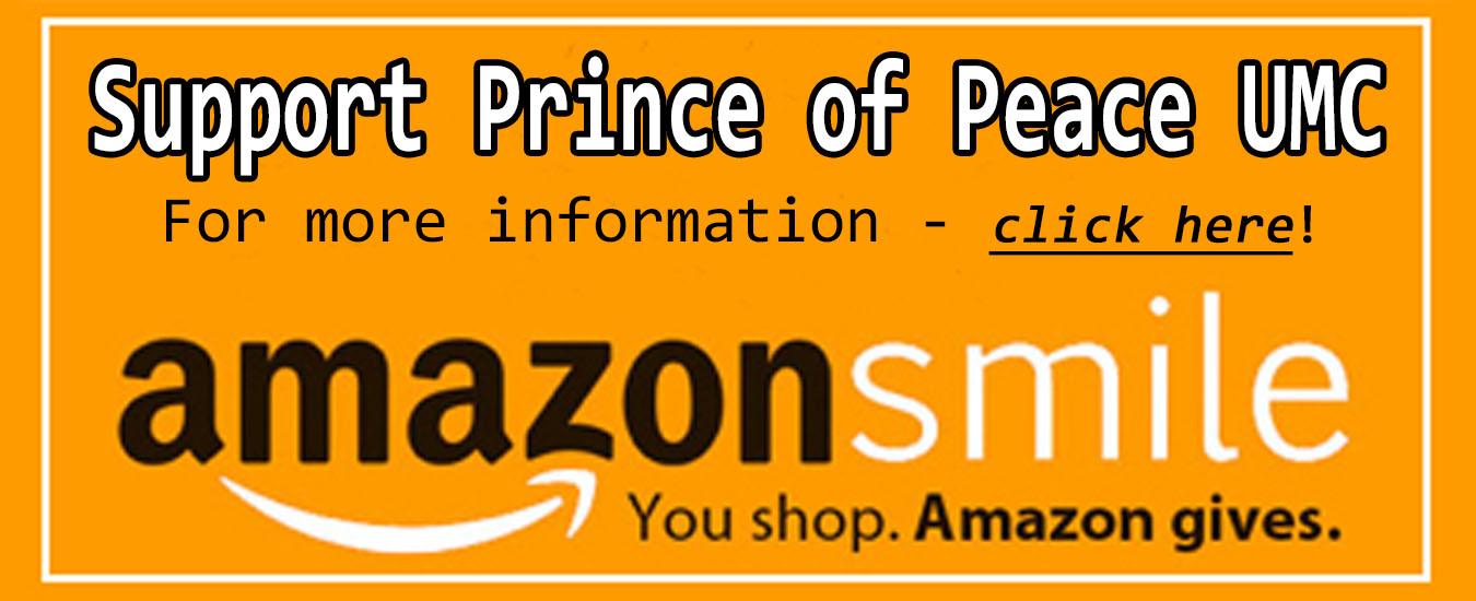 AmazonSmile @ POPUMC