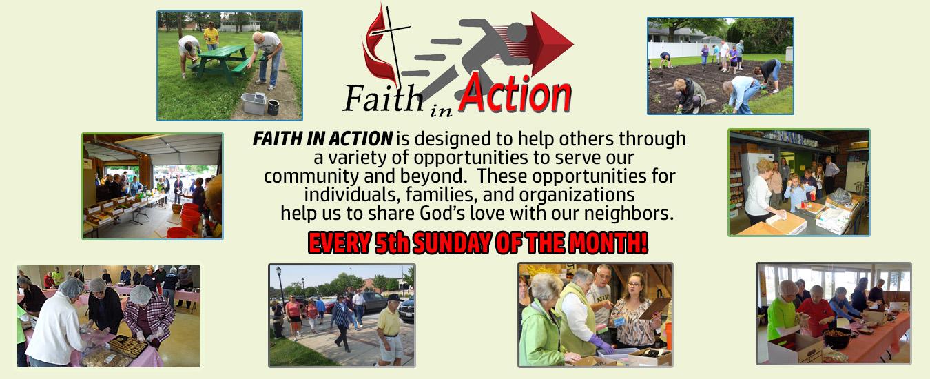 Faith in Action Website Slide 3