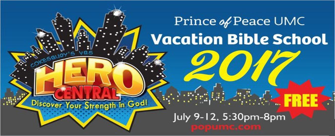 Vacation Bible School 2017 - POPUMC Elk Grove
