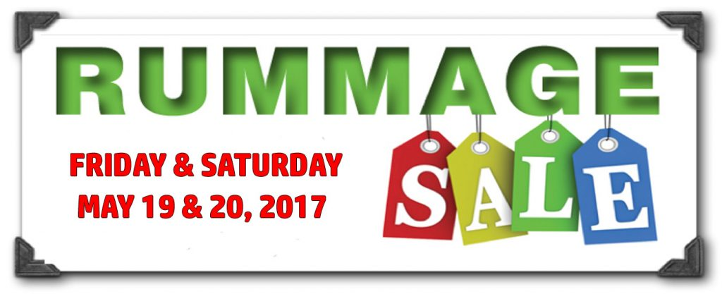 Prince of Peace United Methodist Church Rummage Sale - Prince of