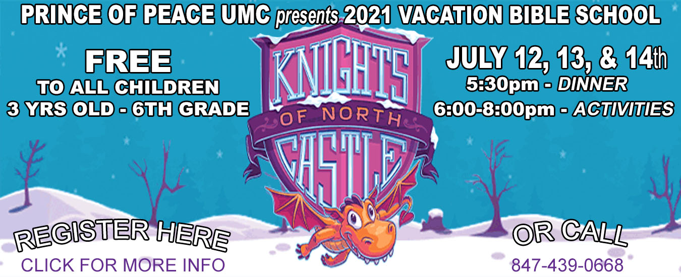 VBS KNIGHTS OF THE NORTH CASTLE 2021