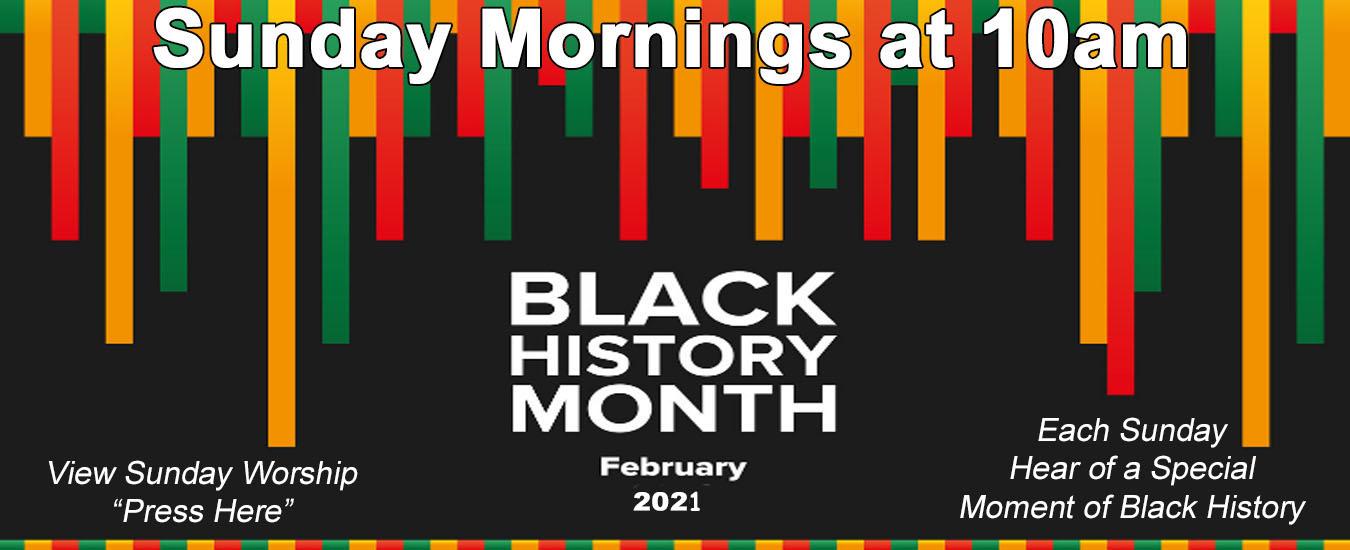 black-history-month banner 2021