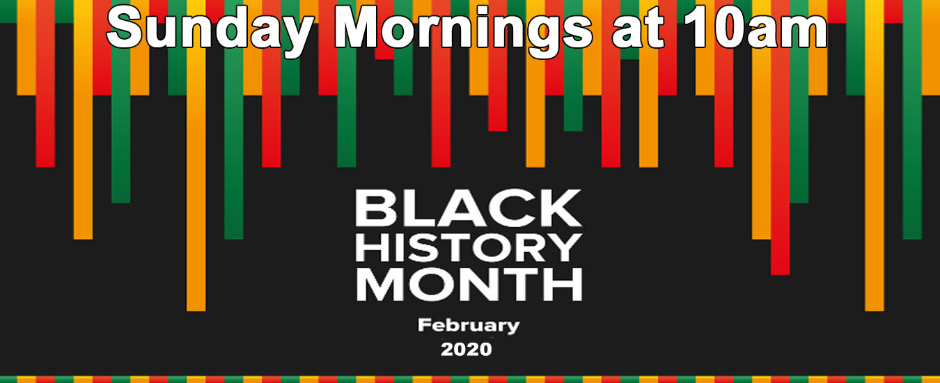 black-history-month banner