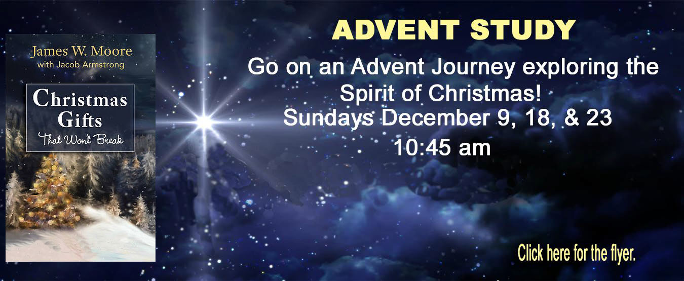 2018 Advent Study Small Group Website